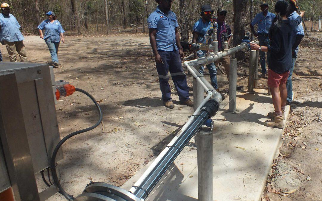 Pro-bono project wins water award