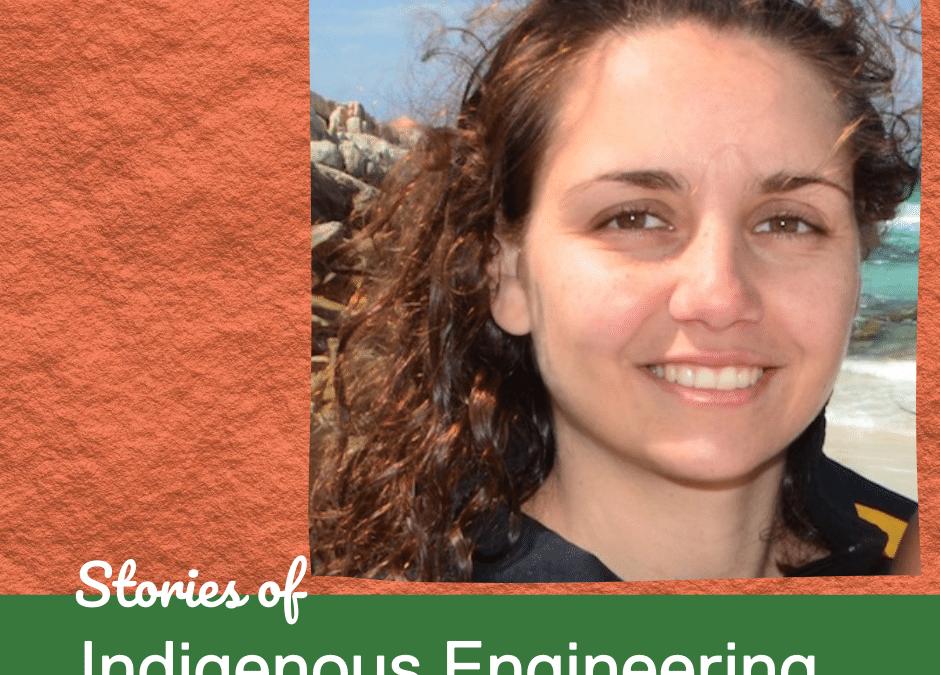 Sam Shepherd: Stories of Indigenous Engineering