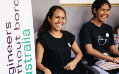 EWB adapts to support its partnerships for recovery in the Asia-Pacific