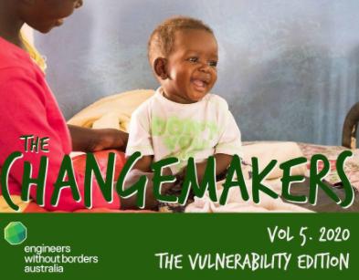 The Changemakers - Vol 6
