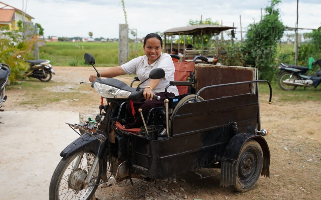 In rural Cambodia, co-designed technology gives better access to livelihoods