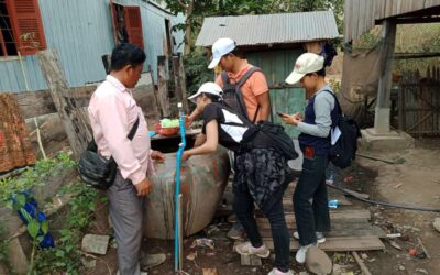 Water rehab for Mekong villages