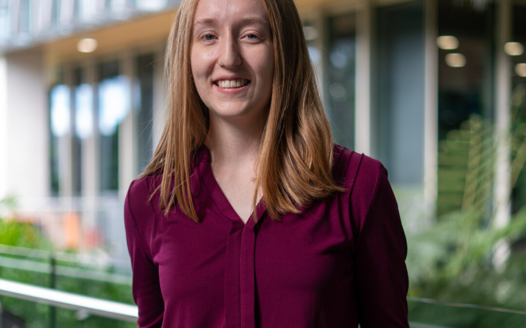 Turning a passion for social justice into an engineering career – Adele van der Winden's EWB Story