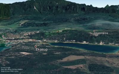 Developing a sanitation solution to Vanuatu's Emten Lagoon pollution